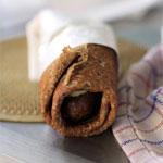 Le galette saucisse : le hot-dog à la bretonne
