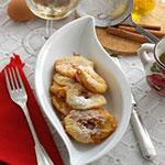 La recette des beignets bretons aux pommes et au cidre