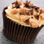 Recette des cupcakes bretons