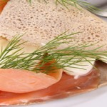 Recette de la galette de la mer (au saumon)