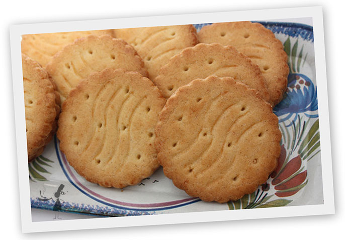 galettes biscuits