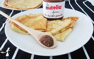 Cr pes la p te tartiner maison recettes bretonnes - Recette pate a crepe bretonne ...