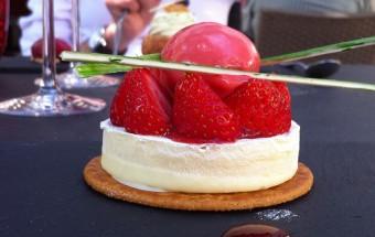 Tartelettes aux fraises sablé breton