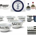 La vaisselle bretonne pour embellir votre table !